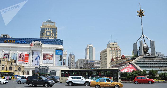 黑河与布市双子城建设成为中俄地方合作交流的典范