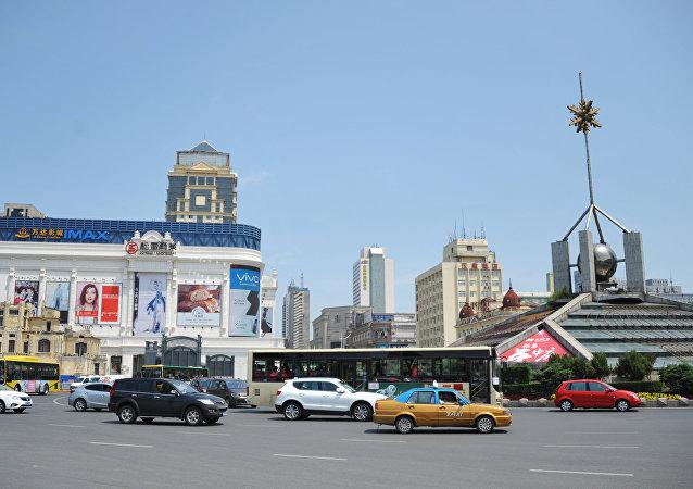 黑河與布市雙子城建設成為中俄地方合作交流的典範
