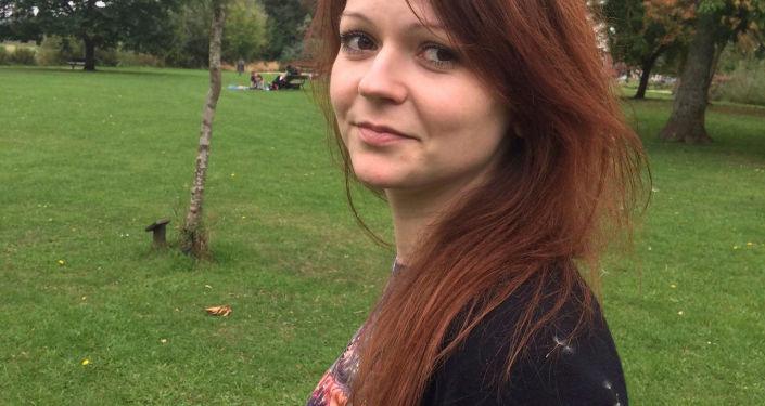 俄前特工之女出院後被送往安全地點