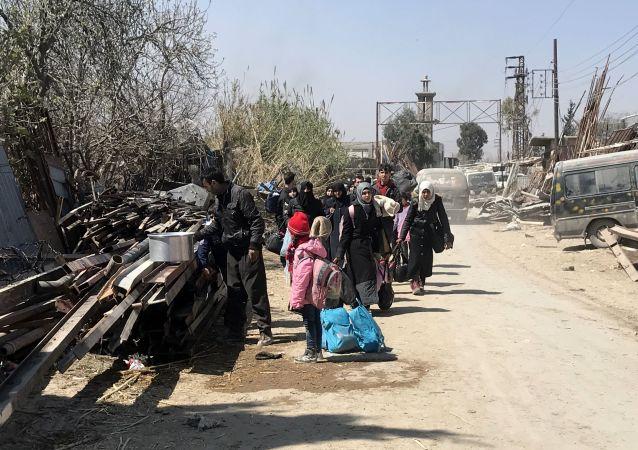 美呼吁俄协助预防叙境内继续发生化武袭击