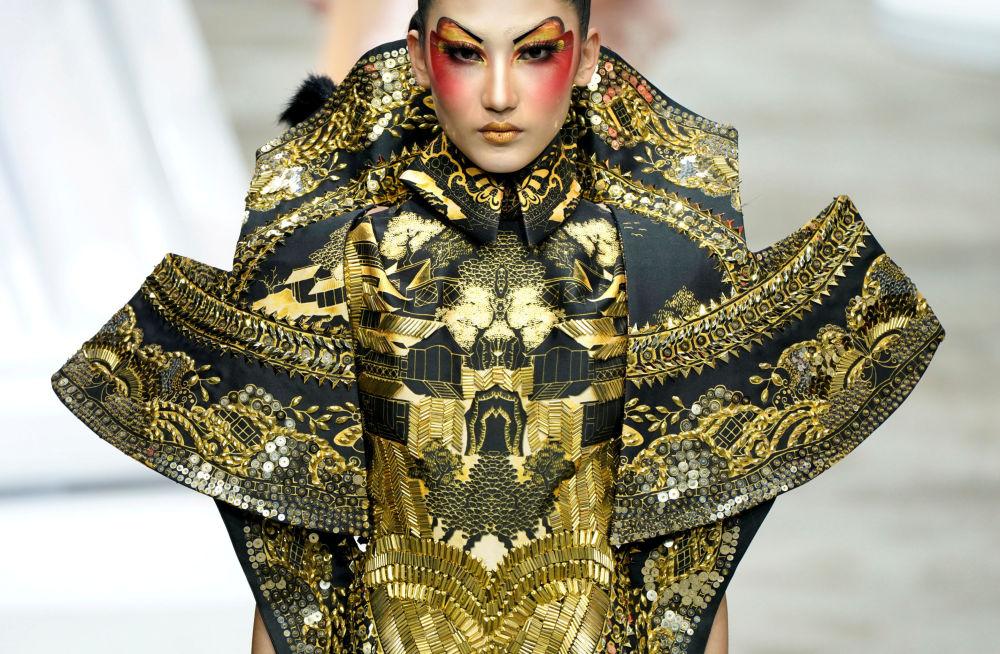 中國國際時裝周