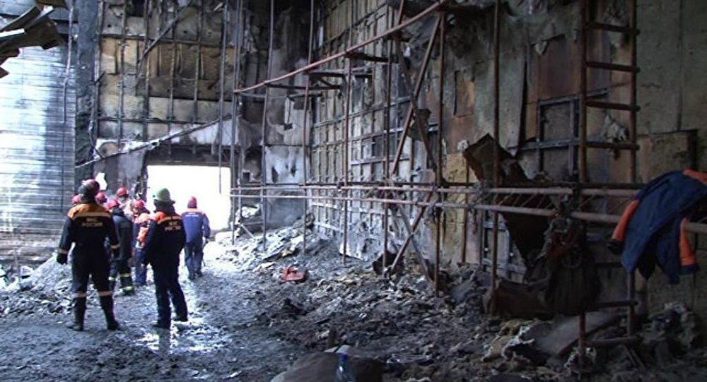 参与俄克麦罗沃火灾救援的消防队长因涉嫌失职被立案侦查