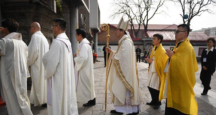 专家:中国与梵蒂冈签署主教任命协议将大大缩减关系正常化期限