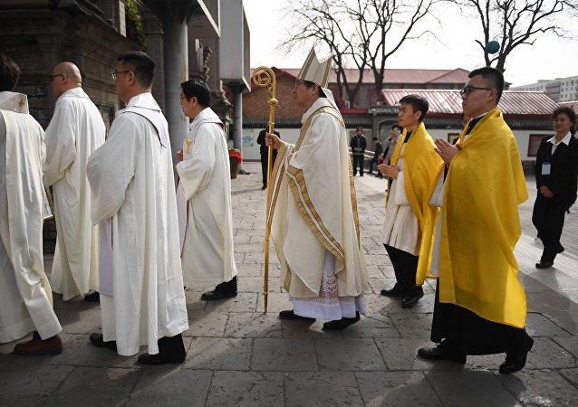 專家:中國與梵蒂岡簽署主教任命協議將大大縮減關係正常化期限