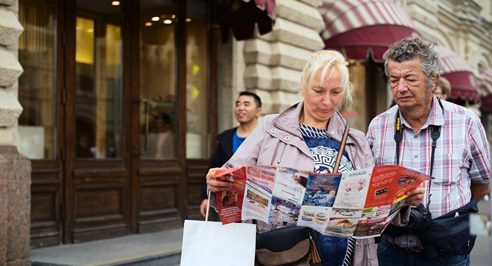莫斯科將為世界杯球迷發放140萬份旅遊指南