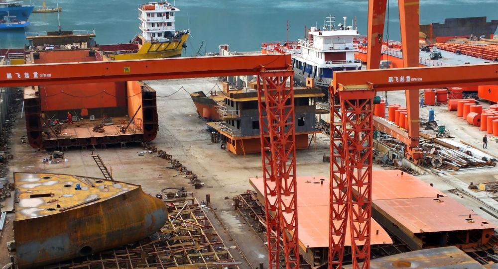 外媒:中国两大造船企业将合并