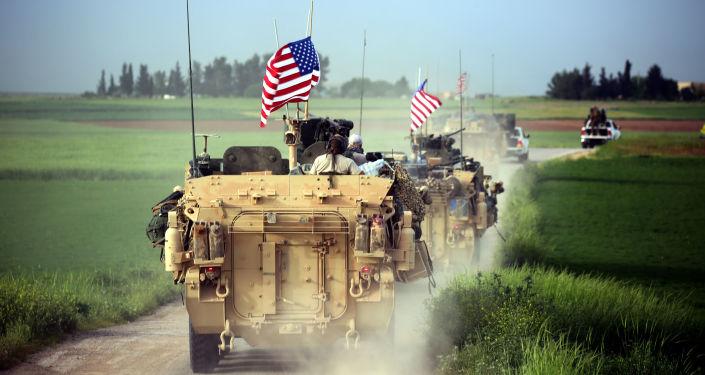 """美国:不达""""目的""""就不从叙利亚撤军"""