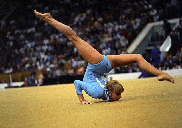蘇聯體操運動員奧爾加·科爾布特