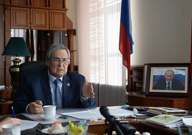 普京簽署命令終止克麥羅沃州長權力
