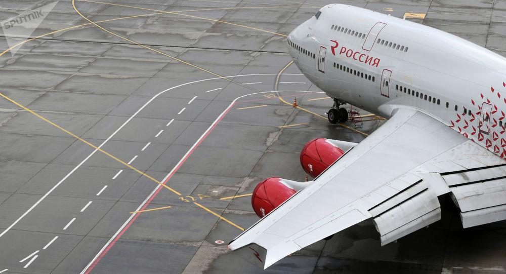 俄羅斯各航空公司即日起可拉黑鬧事旅客一年