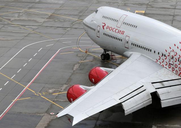 俄罗斯各航空公司即日起可拉黑闹事旅客一年