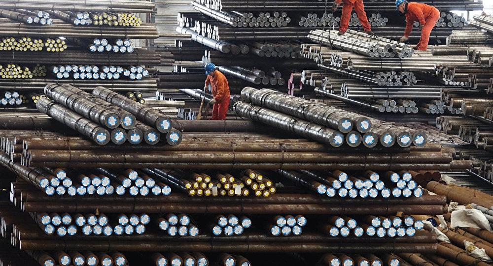 2019(首屆)中國鋼鐵高質量發展標準化論壇9日在北京舉行