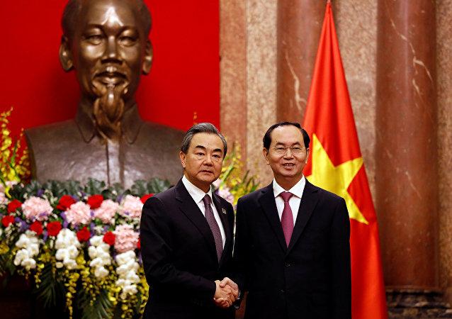 中国在中美矛盾日益加剧背景下努力让中越关系顺畅发展