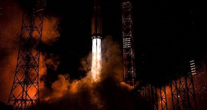 俄沃羅涅日機械廠完成「質子」號和「聯盟」號火箭發動機測試工作