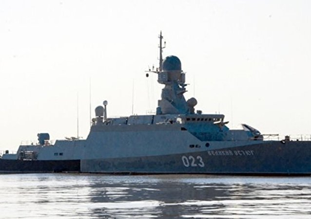 俄國防部長:裡海分艦隊將轉移至達吉斯坦