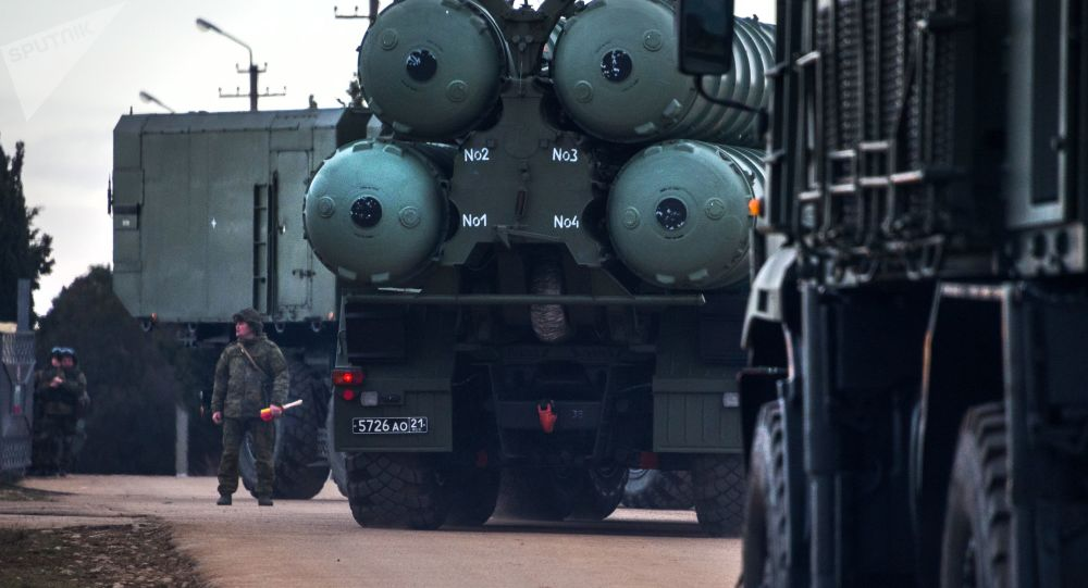 俄軍最新式S-400系統在加里寧格勒投入戰鬥值班