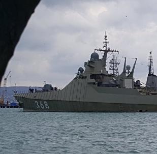 俄羅斯22160型巡邏艦