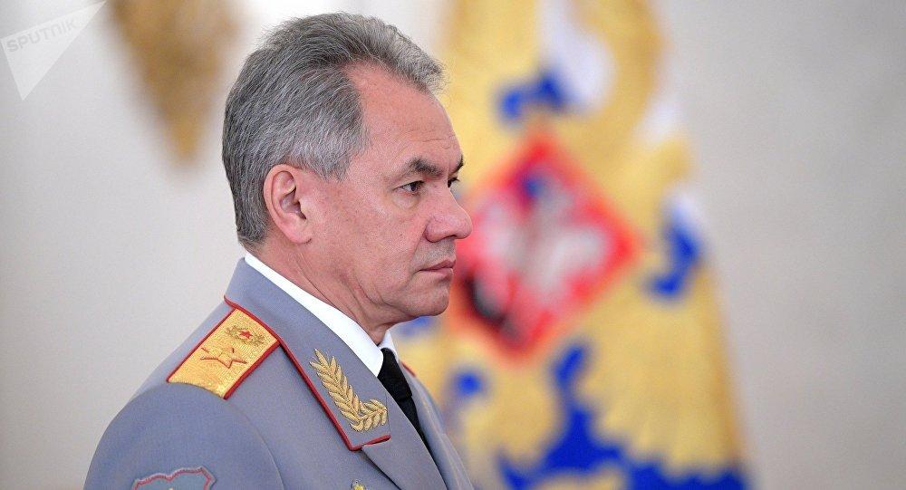 紹伊古在俄新政府中將繼續擔任國防部長