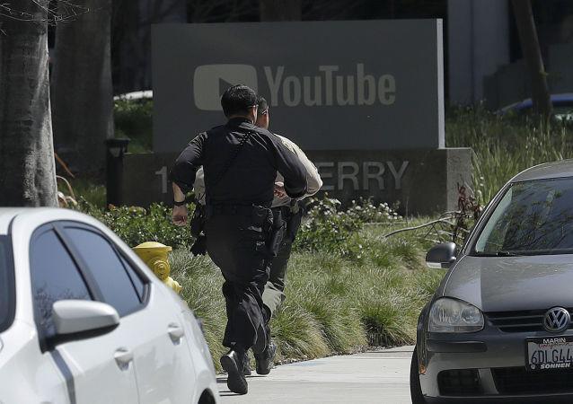YouTube加州总部枪击案女嫌犯曾发视频抨击该公司
