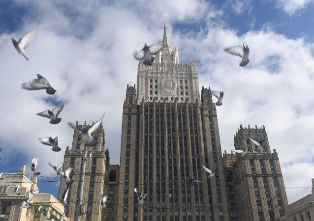 俄外交部:美国对俄新一轮制裁试图扳回一局