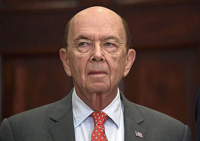 美國貿易部長羅斯