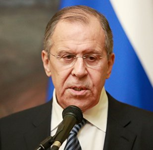 俄羅斯外交部長拉夫羅夫
