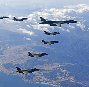 美军尚未接到停止在韩国演习的指令