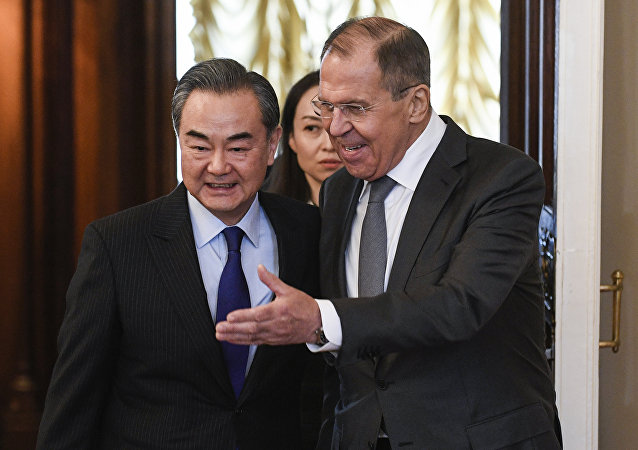 拉夫罗夫指出俄中关系的全面性