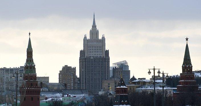 俄羅斯外交部發
