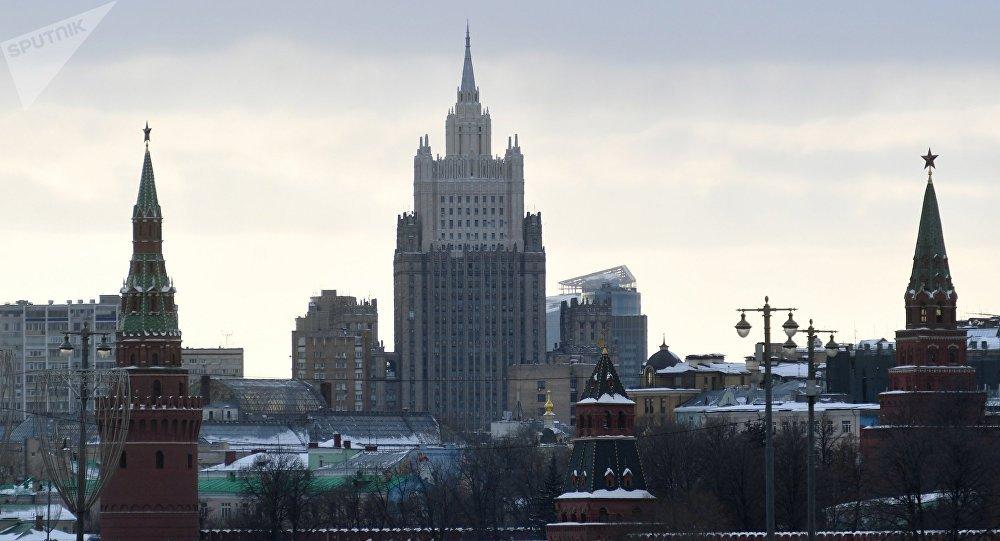 俄外交部:以臆造的藉口對敘進行軍事干涉不可接受