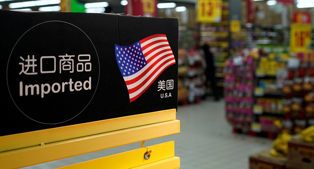 中国海关总署:2018年中美贸易顺差3233亿美元 同比扩大17%