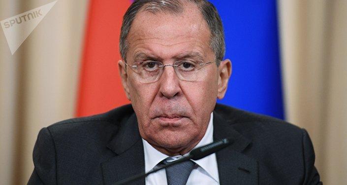 俄外交部,拉夫罗夫