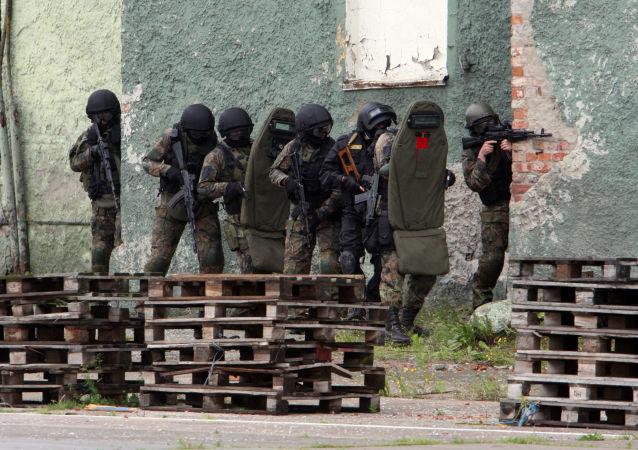 上合组织特工部门去年共通缉逾900名恐怖分子