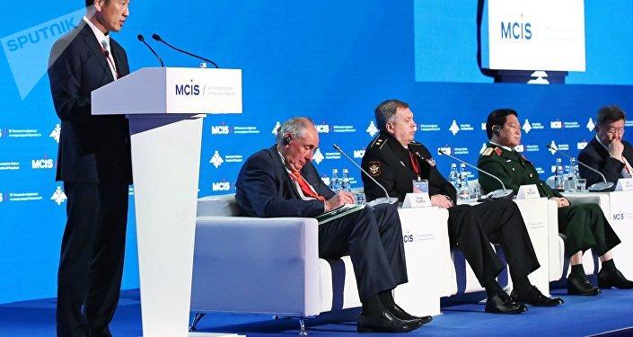 新加坡副防長:東盟將與中國舉行聯合海上演習 力促南海局勢正常化