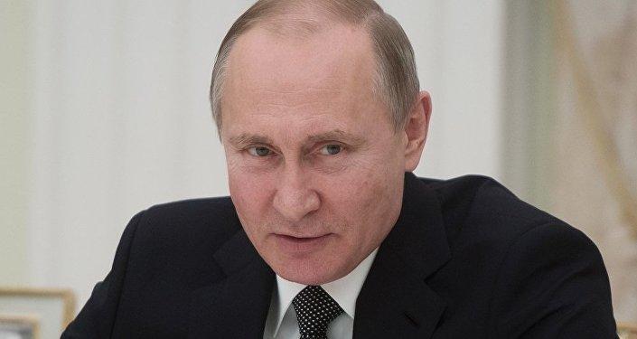 普京总统表示2018年将与习近平主席举行多次会晤