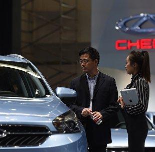 中国四汽车品牌上半年减少在俄罗斯经销中心数量