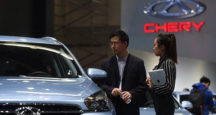 奇瑞汽車在俄二手車市場的交易量居中國品牌之首