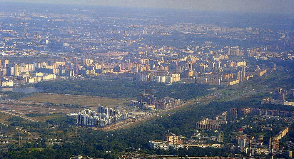 聖彼得堡市「波羅的海明珠」住宅區