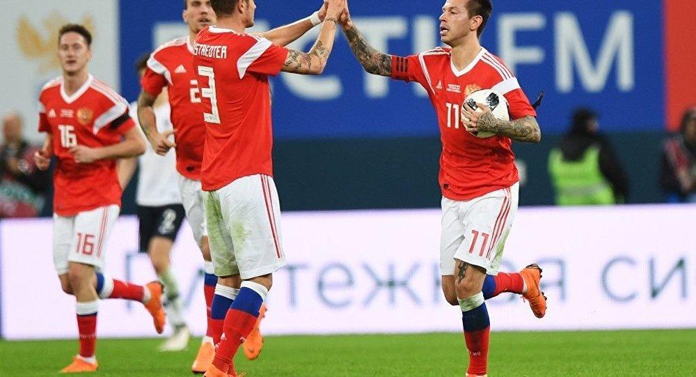 仅4%俄罗斯人相信本国队能赢得2018年世界杯
