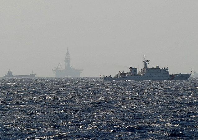 中国再次建议菲律宾联合开发南海资源