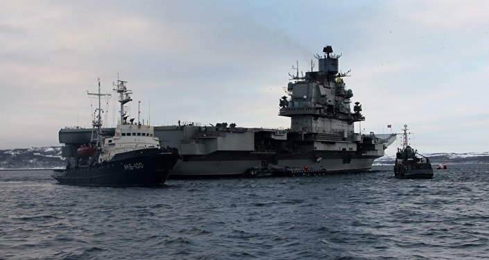 俄专家:库兹涅佐夫号航母真的那么差吗?