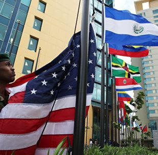 美国试图在拉美与中国打贸易战