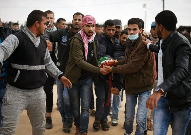 巴勒斯坦卫生部:巴以冲突中死亡的巴人增至10人
