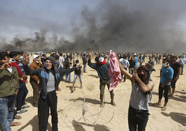 巴勒斯坦外交官:美国否决安理会有关加沙地带局势的声明草案