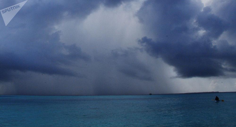 熱帶風暴「巴里」來襲 特朗普宣佈路易斯安那州進入緊急狀態