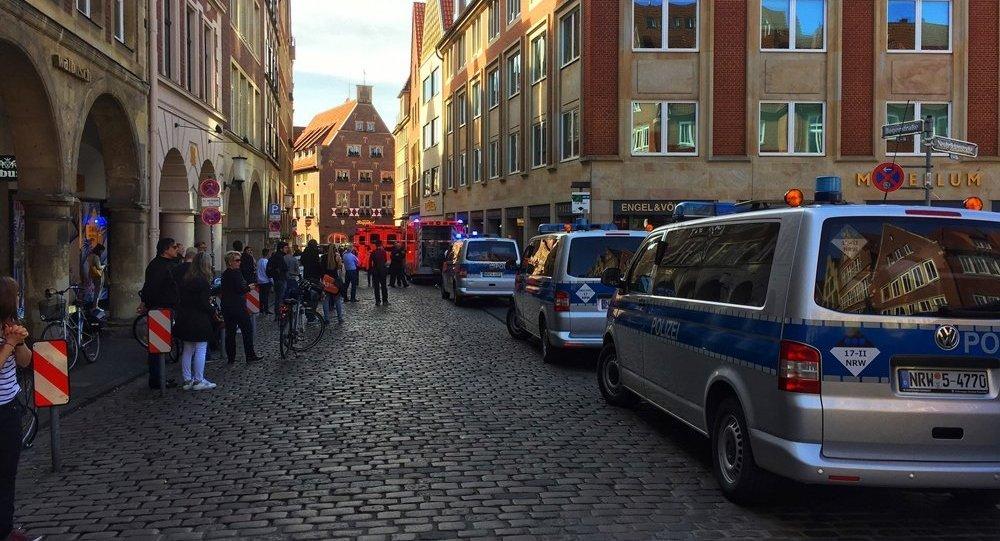 欧洲数国领导人就德国明斯特事件表达哀悼