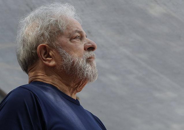 巴西前总统卢拉·达·席尔瓦