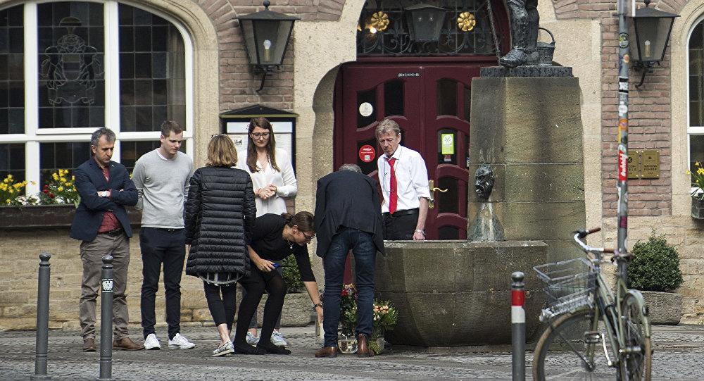 德国内政部长:明斯特案件是个孤立事件 无恐怖主义痕迹