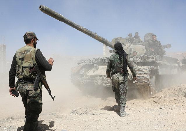 美國前總統卡特警告特朗普敘利亞軍事行動的危險性