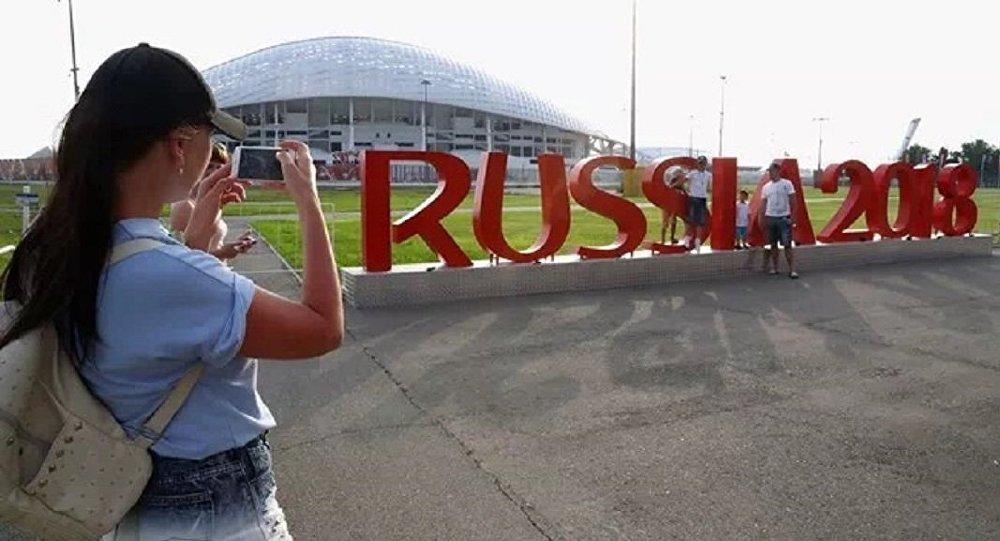 俄媒:中国人将到俄罗斯看足球